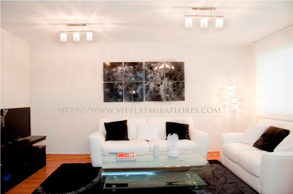 A Luxury One Bedroom in Miraflores