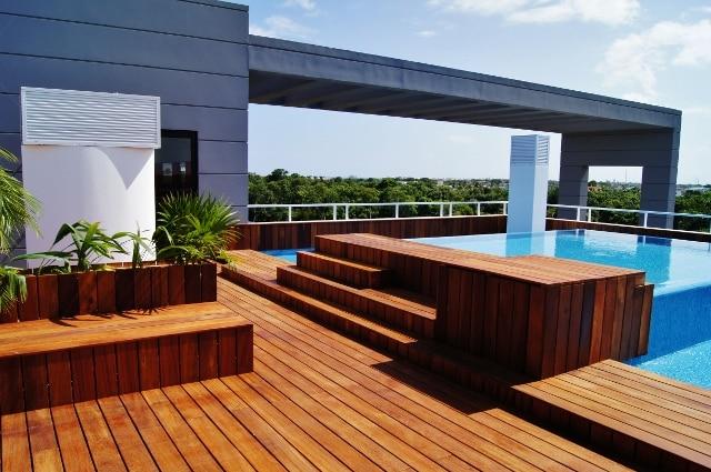 Penthouse at Playa del Carmen