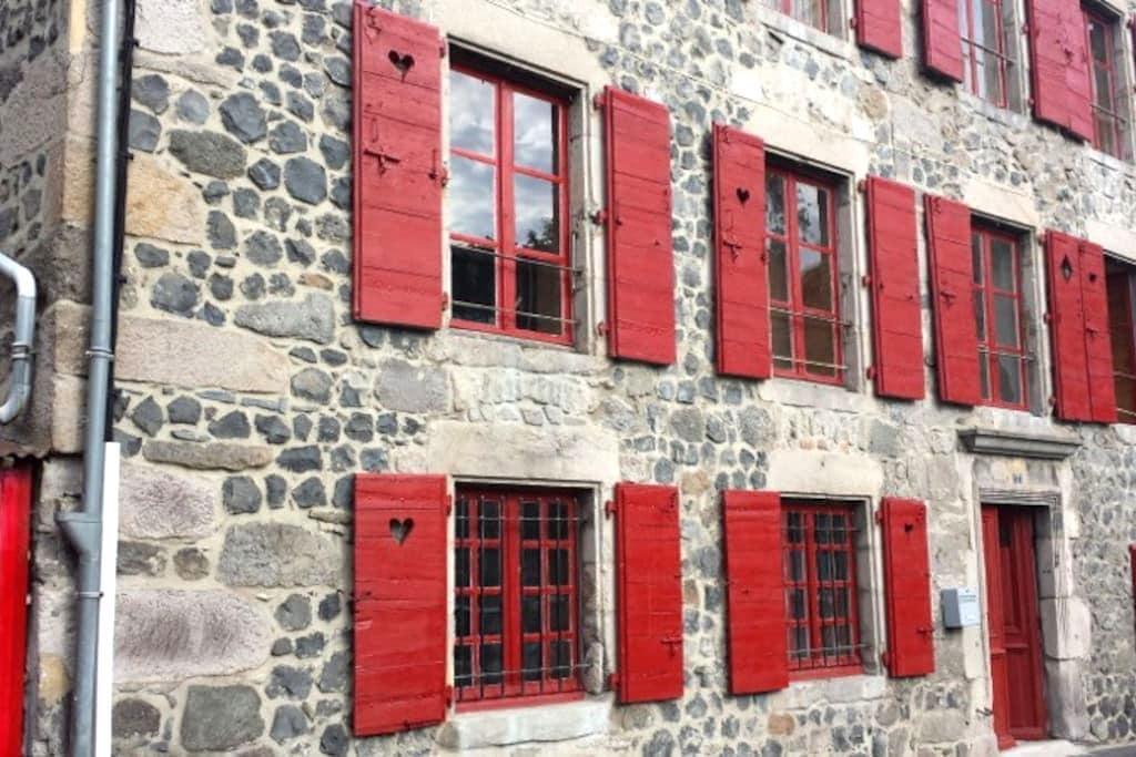 Relais des Castors Ap Bouquetin - Murat - Apartament