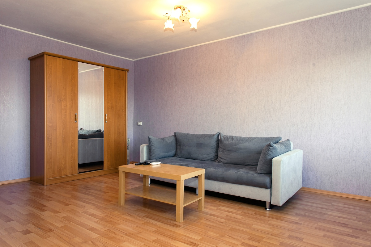 1-to Gagarin, Duffy rent apartments