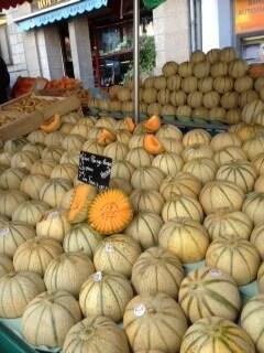 market day in Josselin
