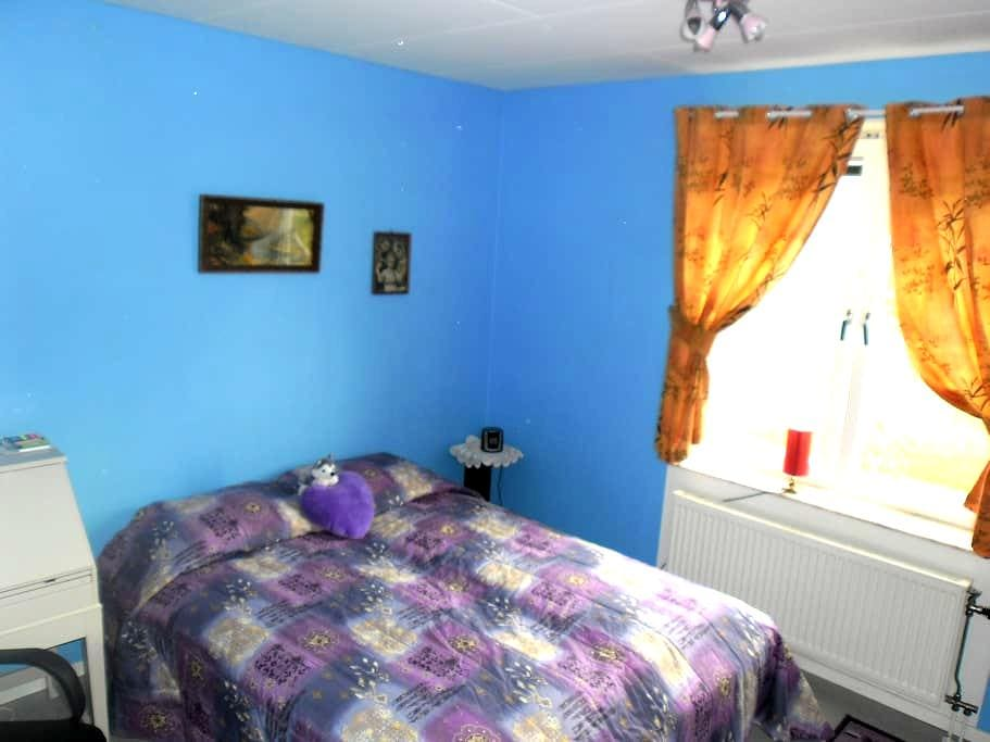 Rent a  room in  green surroundings - Malmö - Huis