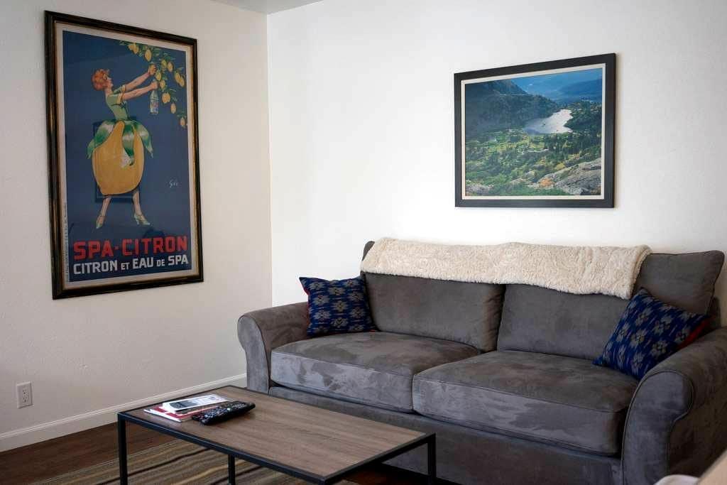 Downtown Jackson Hole Apartment II - Jackson - Íbúð