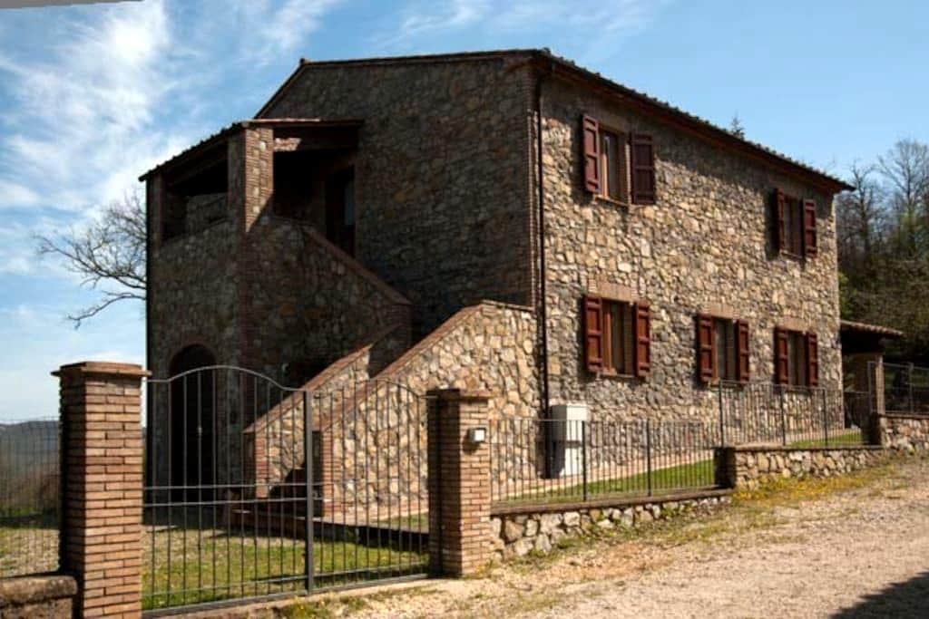 relax in the farm house - Torre Alfina