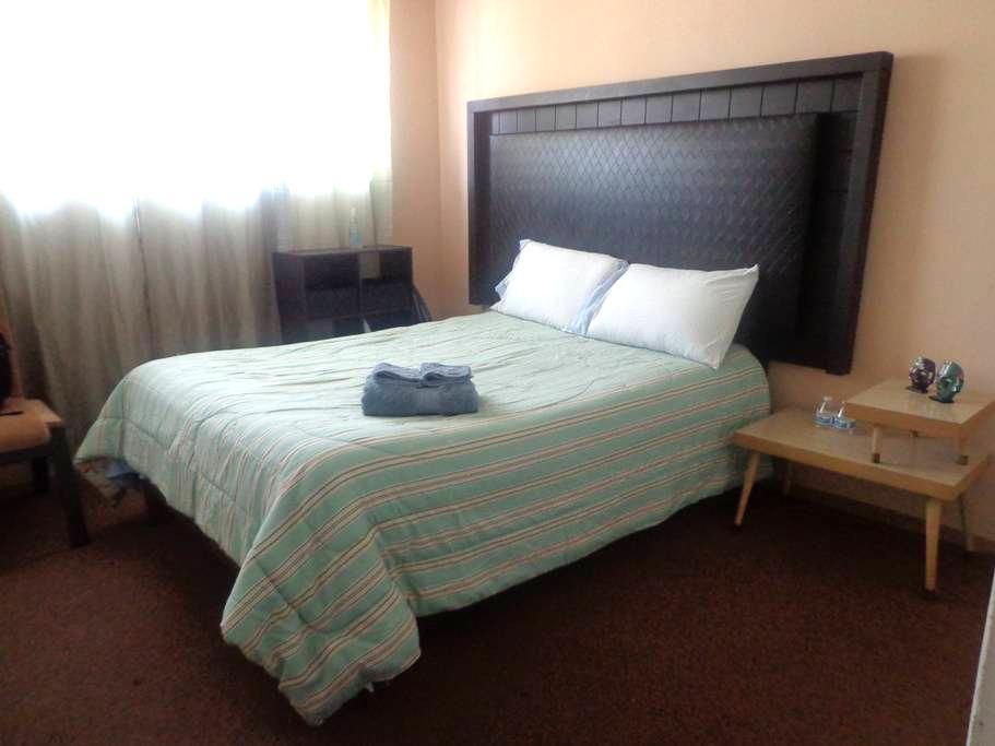 Cozy room, centrally located - Tijuana - Haus