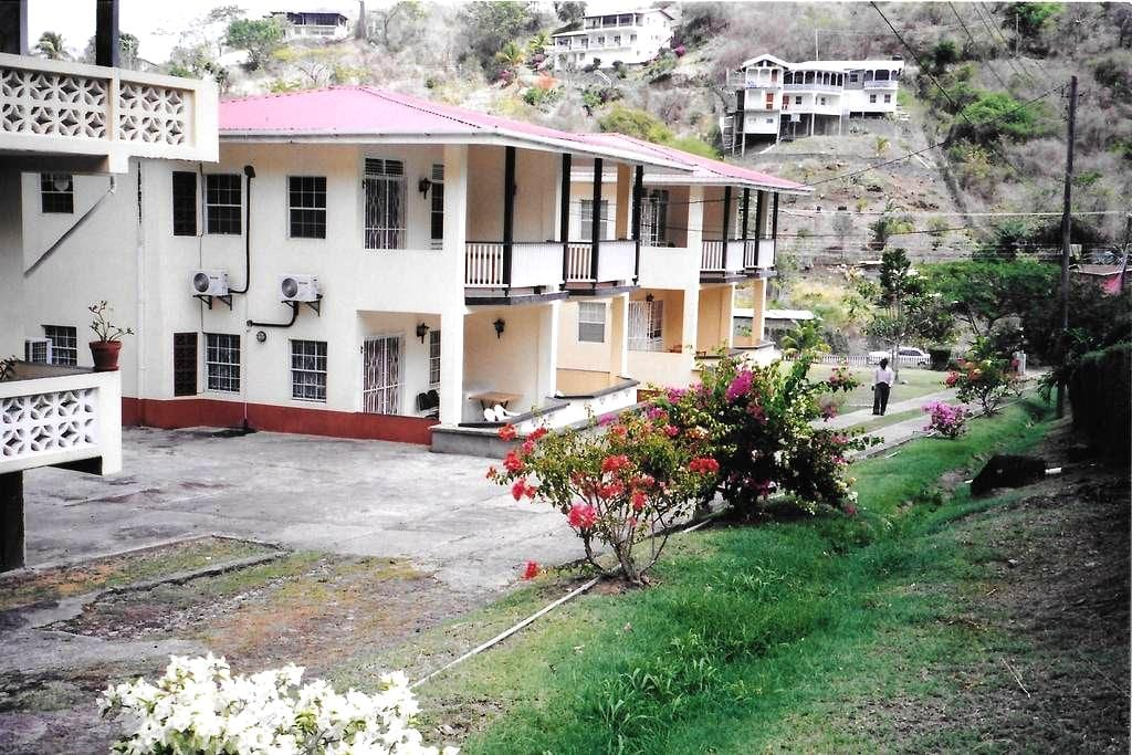 Valley View Rooms - Grand Anse - Wohnung