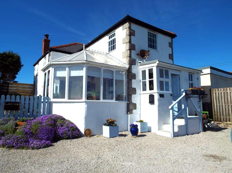 Traditional Cornish miners cottage - Laity - Casa