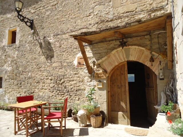 Casa Mateo in the Pre-Pyrinees