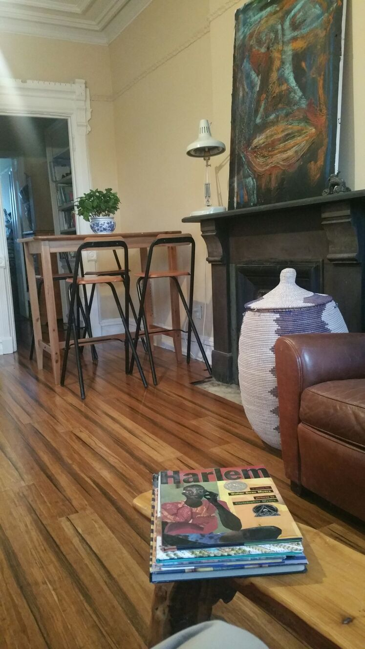 Private apartment  10 mins to NYC