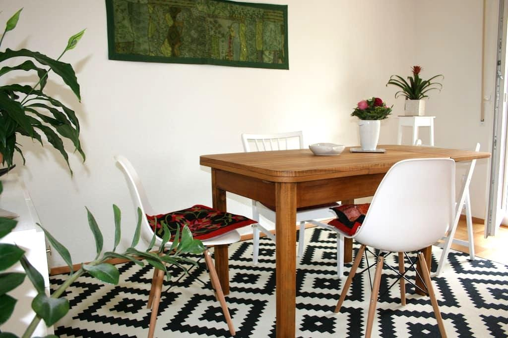 Zimmer in zentraler Wohnung in RV - Ravensburg - Apartment