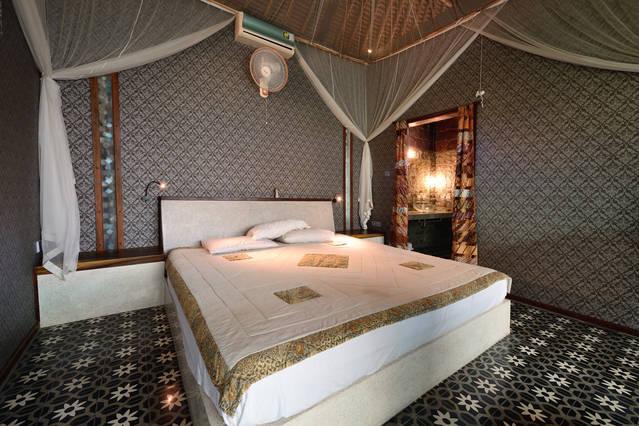 Villa Anila King Suite, pool, A/C