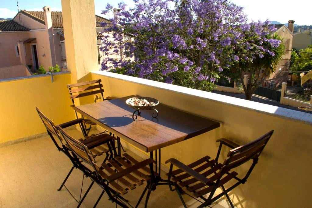 House just 2km away from Corfu town! - Alepou - อพาร์ทเมนท์