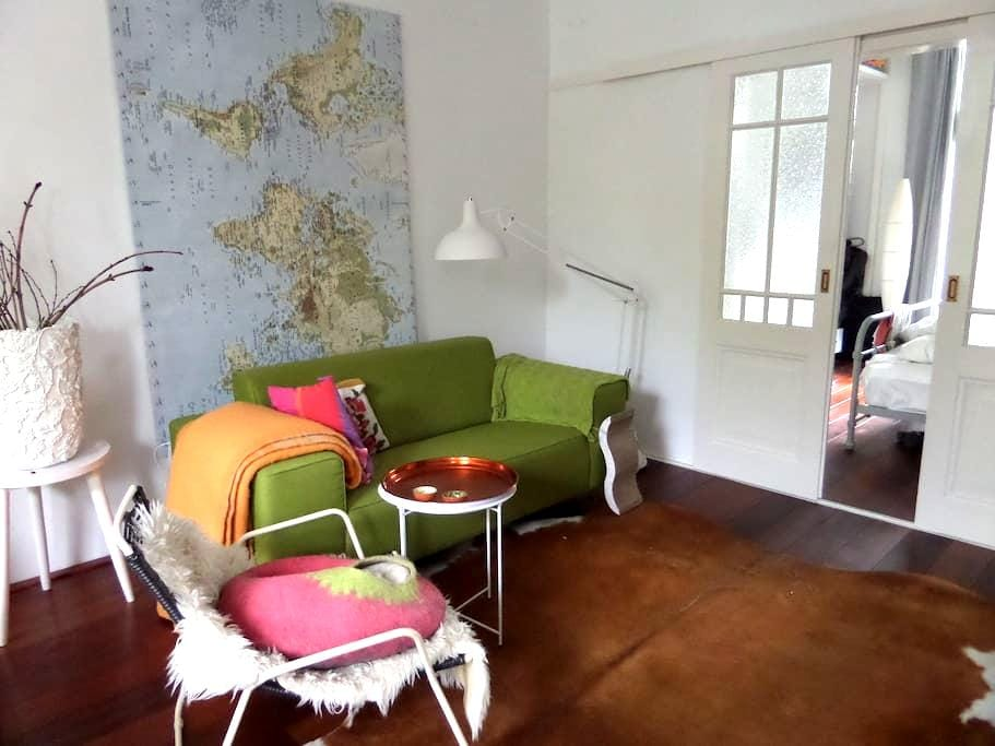 Sfeervol appartement - Arnhem - Condo
