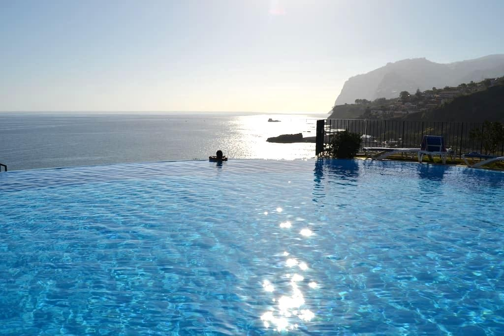 Stunning Apartment with Sea View - Funchal - Lejlighed
