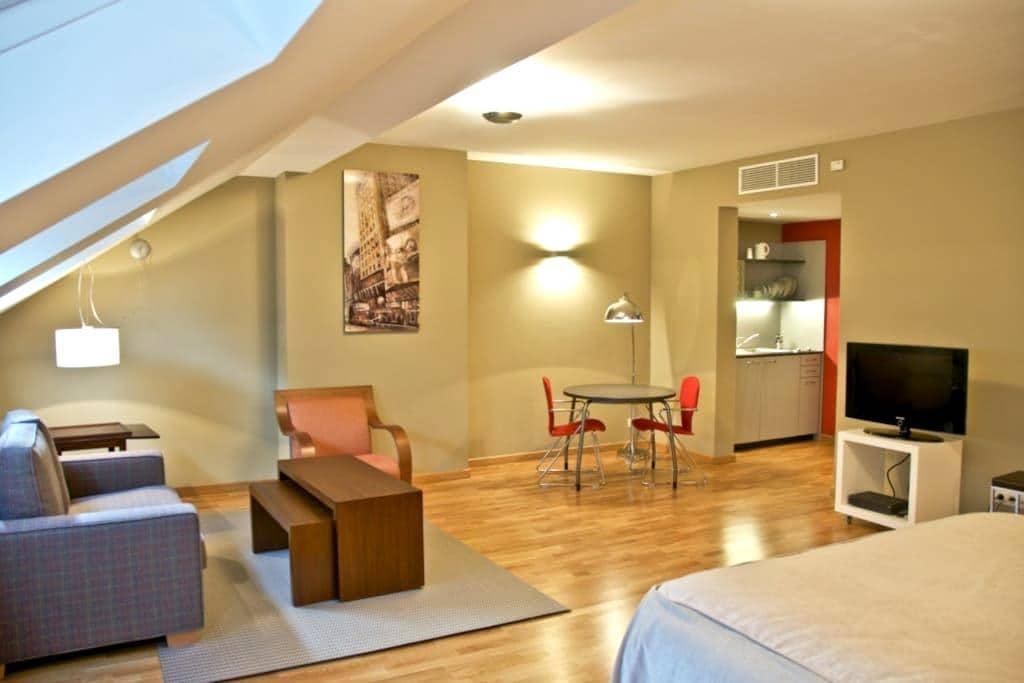 Magnific studio-flat in EU District - Bruxelles - Loft