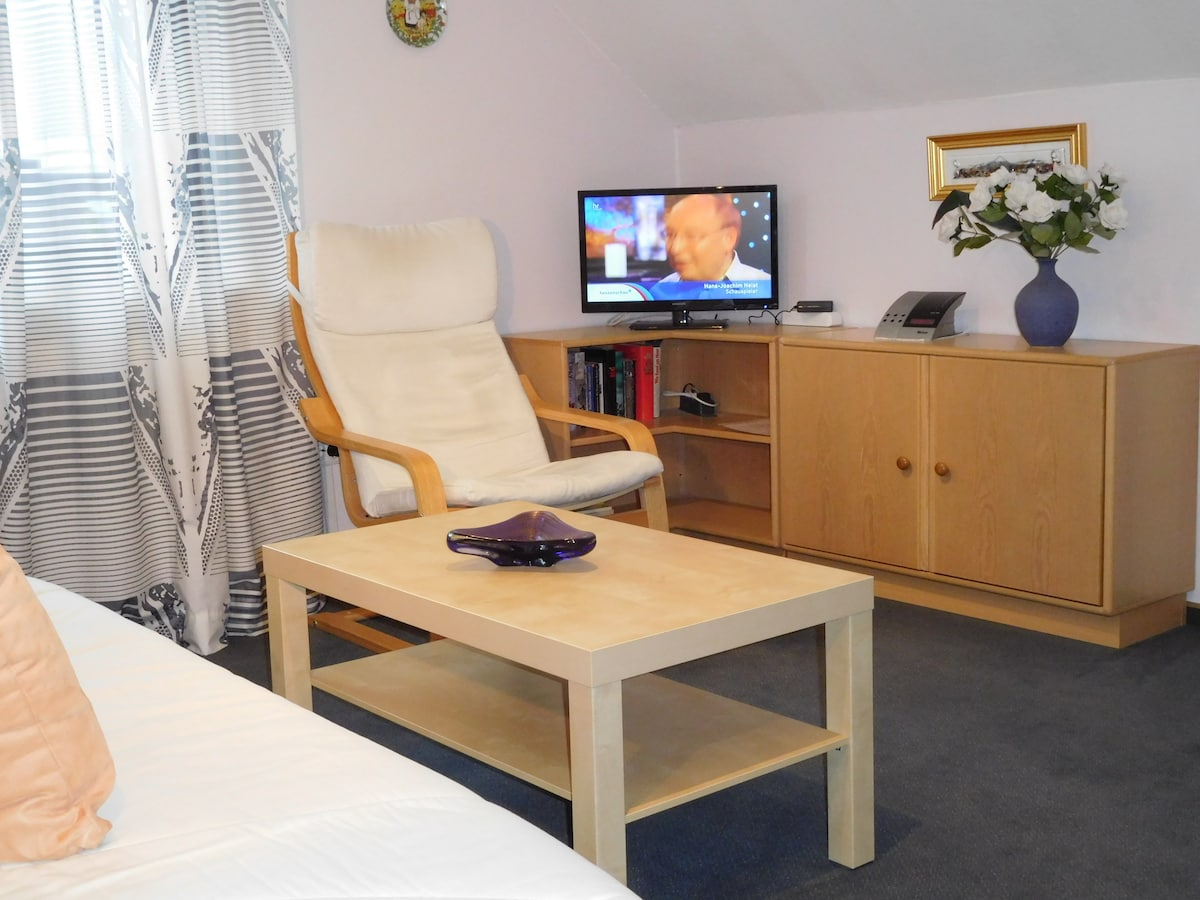 friendly 2 rooms Appartement Rental