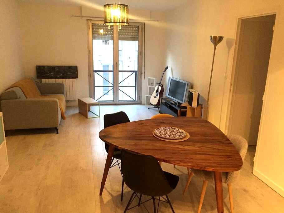 Appartement proche gare avec garage - Laval - Appartement