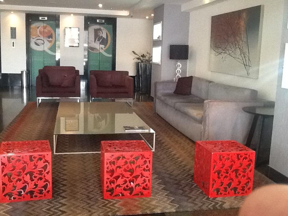 flats - mensais - em hotel superior