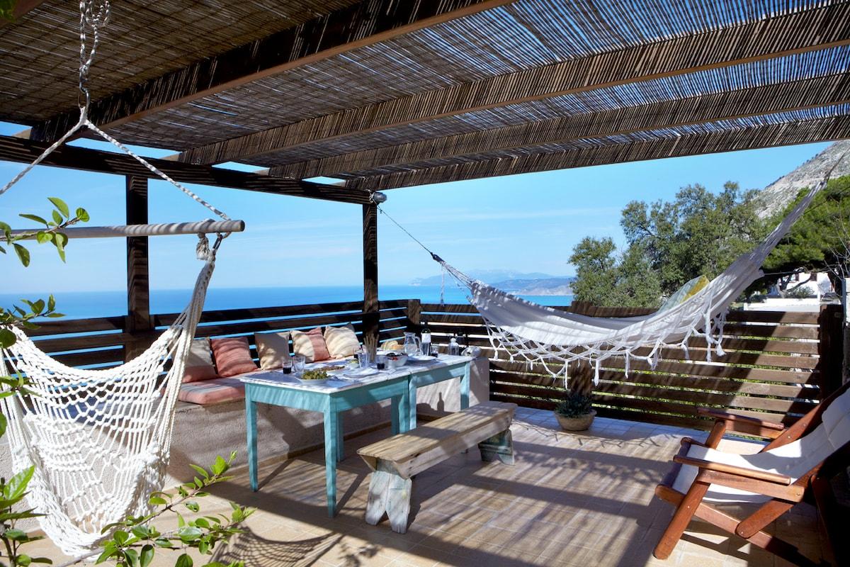 Island residence in Kefalonia!