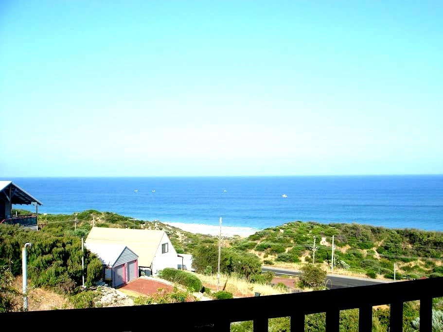 Guarneri: the best views in Peppi - Peppermint Grove Beach - Huis