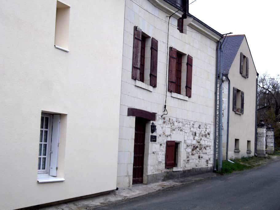 La Jeannetière - Gennes - House