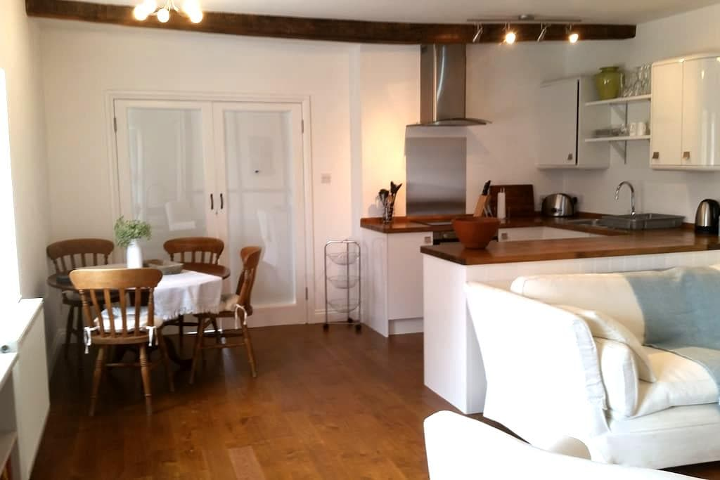 Flat 1 Clehonger Manor - Clehonger - Appartement
