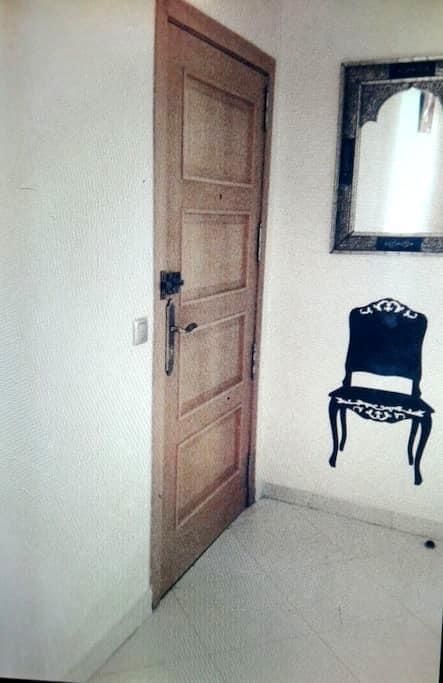 2 chambres salon meublé mohammedia - Mohammédia - Huoneisto