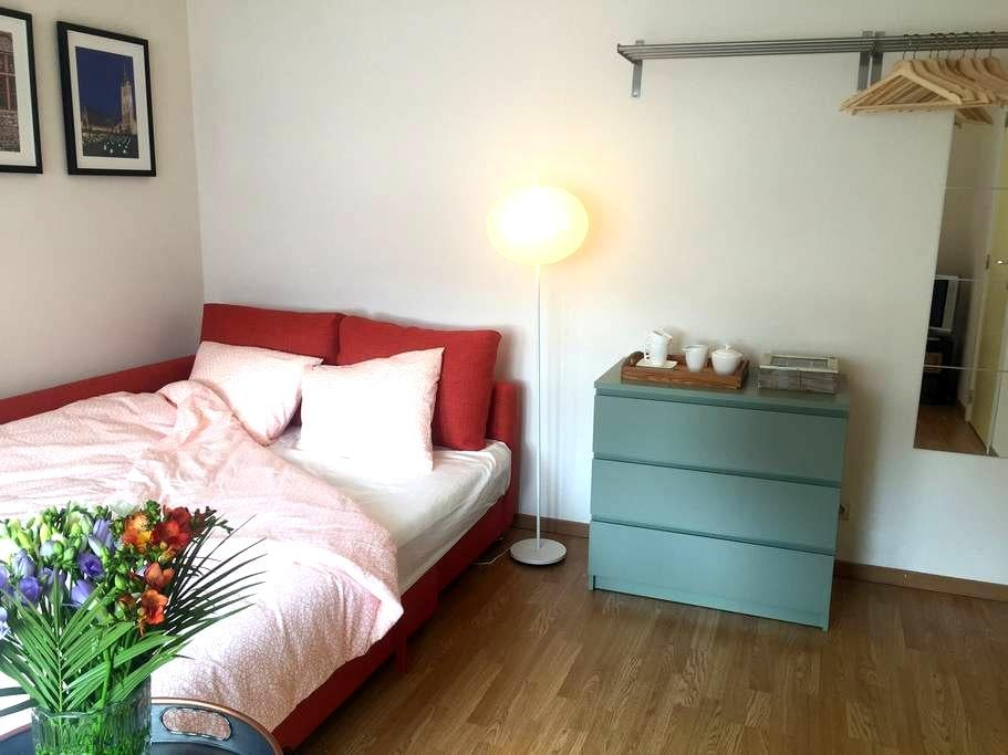 Nice and clean room near Ghent - Gent - Hus