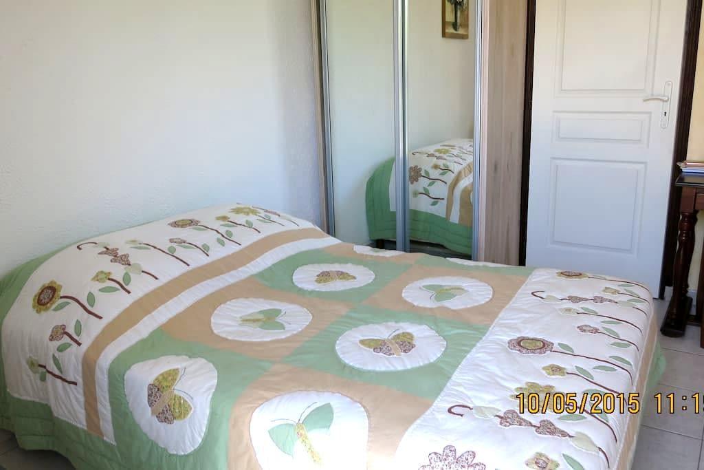 chambre indépendante - Monticello - Apartemen