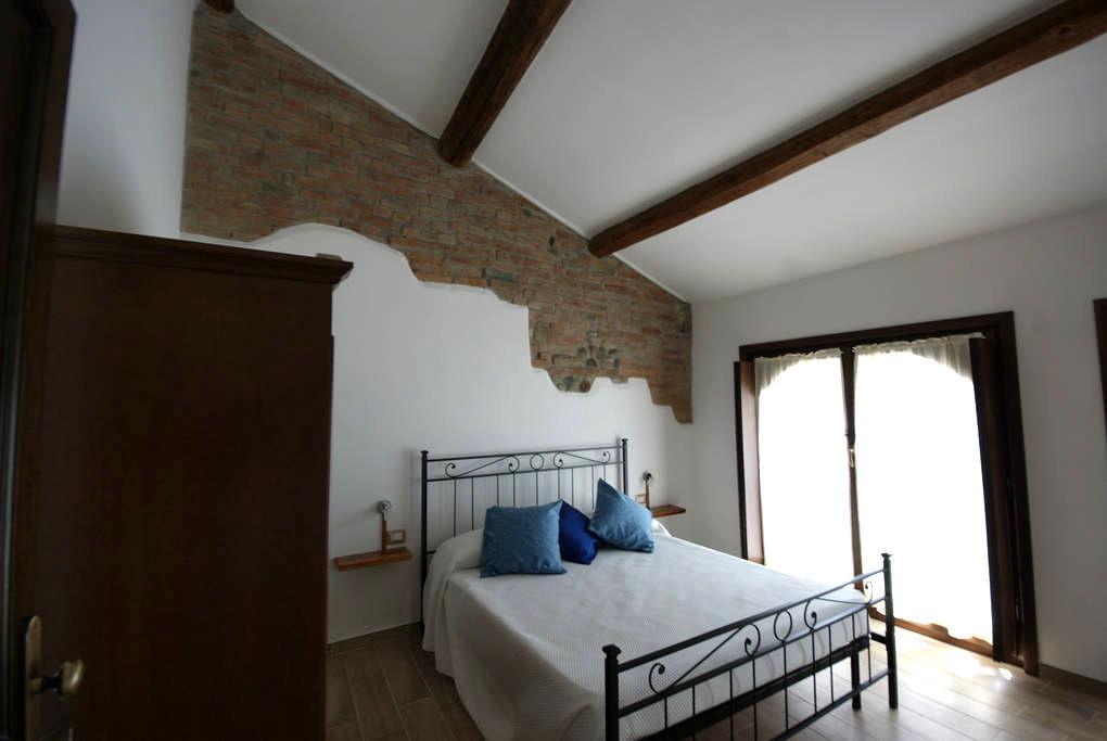 Antico Pioppo, Camera Lago delle Rose - Sale