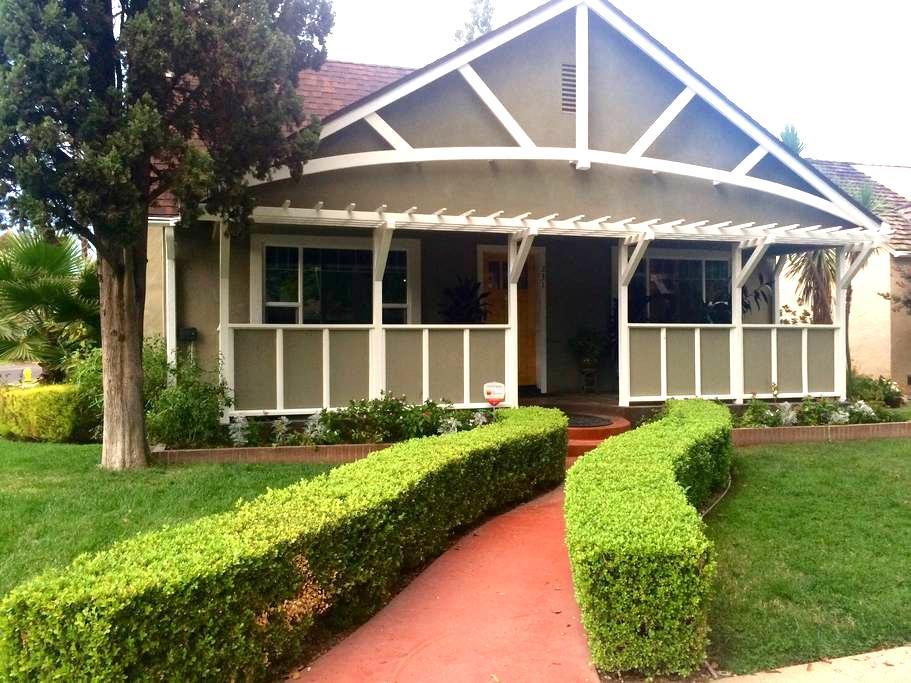 1930's Tudor Oasis - Lodi - House