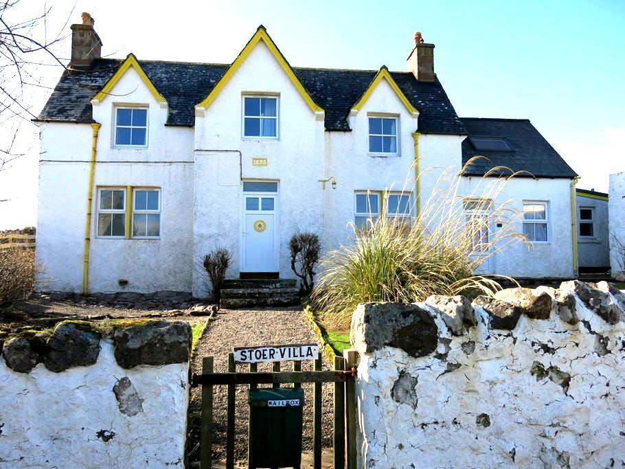 Stoer Villa, Highland holiday let - Lochinver - House