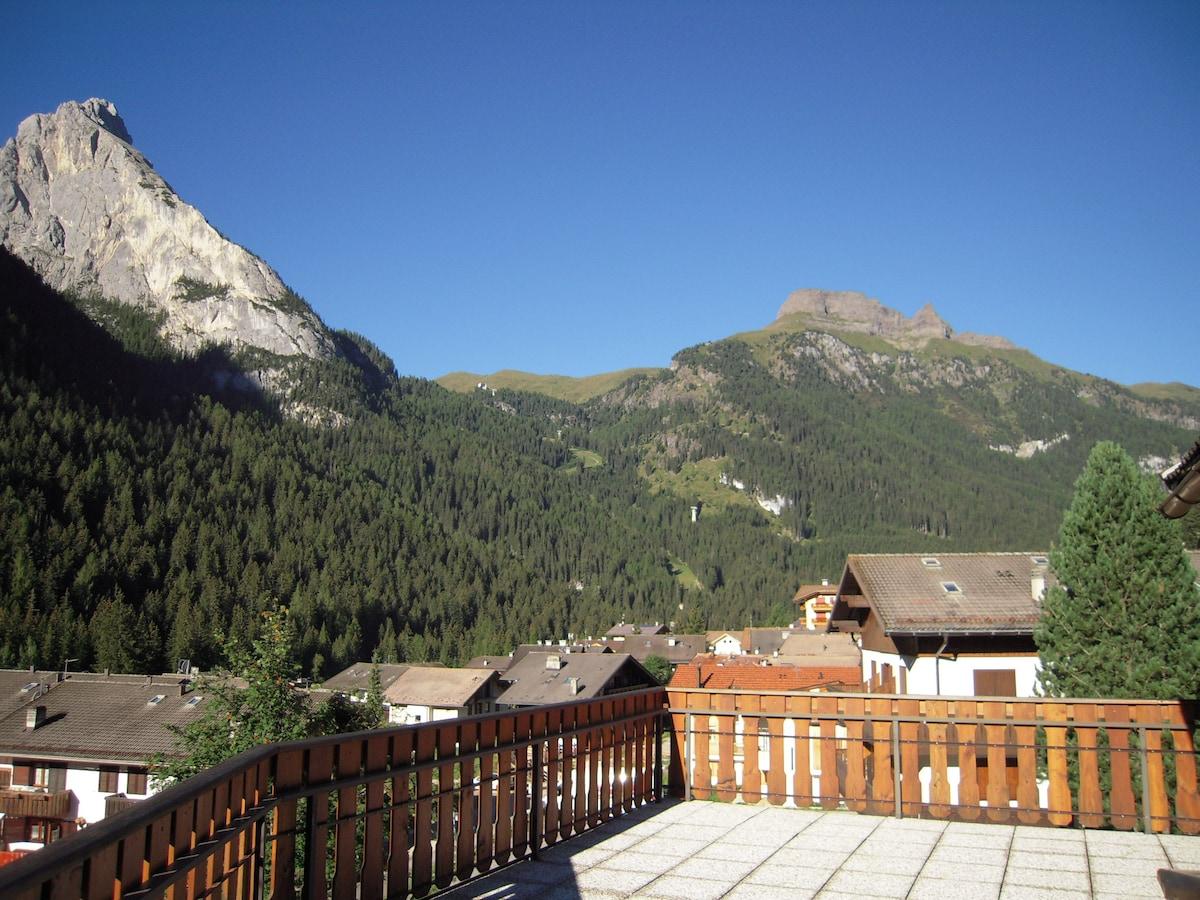 Val di Fassa, Penia (Canazei)