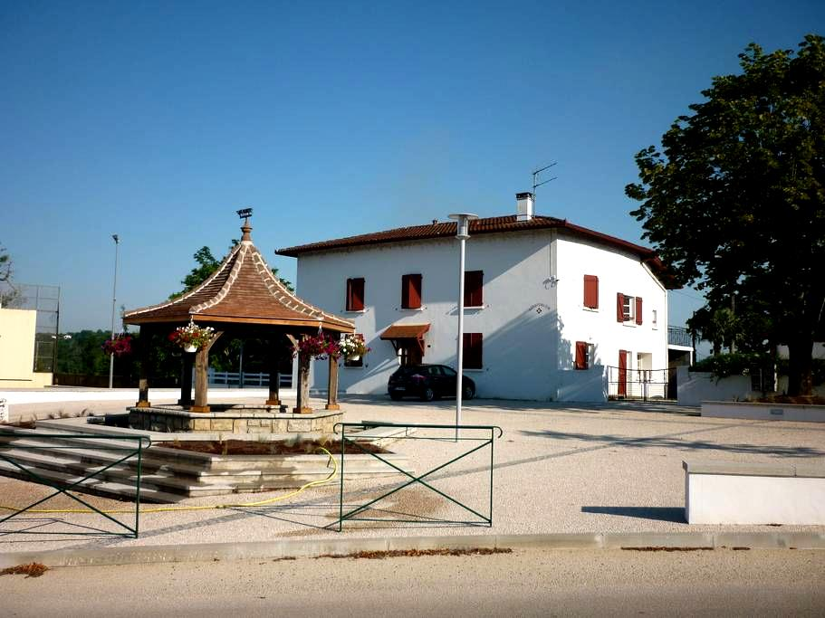 BIG ACCOMMODATION IN BASQUE - Aïcirits-Camou-Suhast - Haus