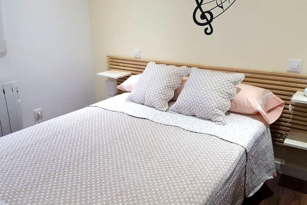 Habitación doble con WIFI, Atocha - Madrid - Apartmen