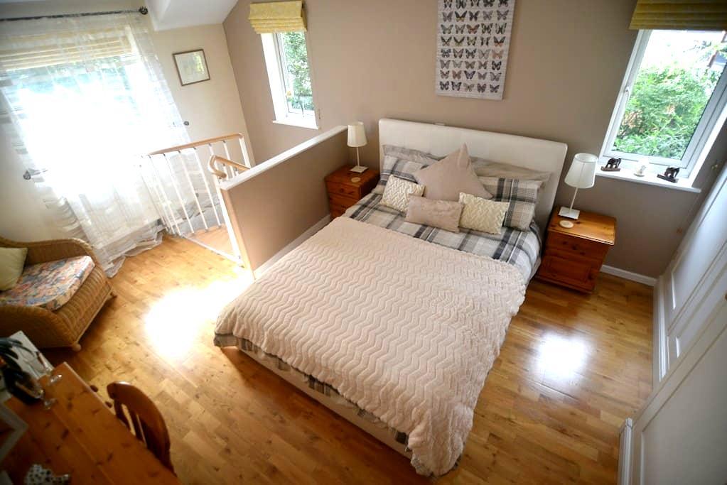 Near town centre, 1 bedroom annexe - Bury St Edmunds