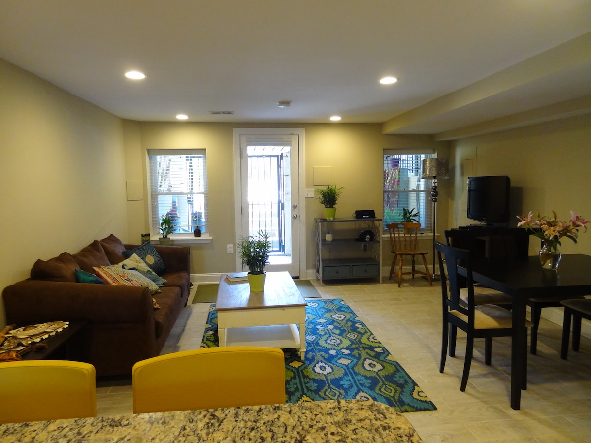 Newly renovated apt. in Petworth