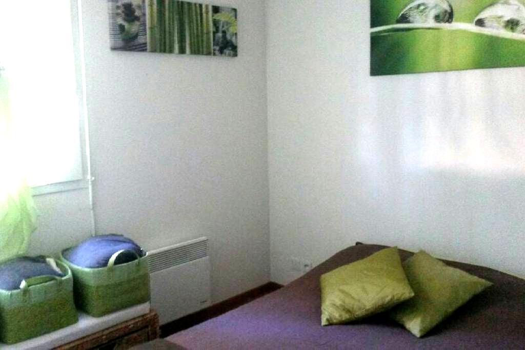 Chambre proche circuit 24h du Mans - Le Mans - Apartament