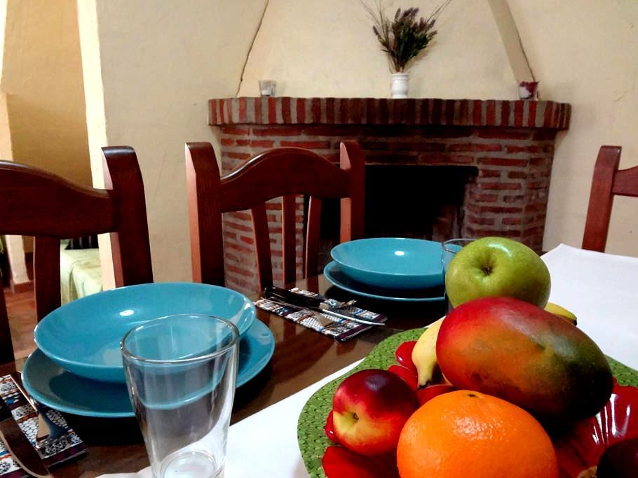 Casa rural El viejo Alcornoque 2 - Pujerra - Ev