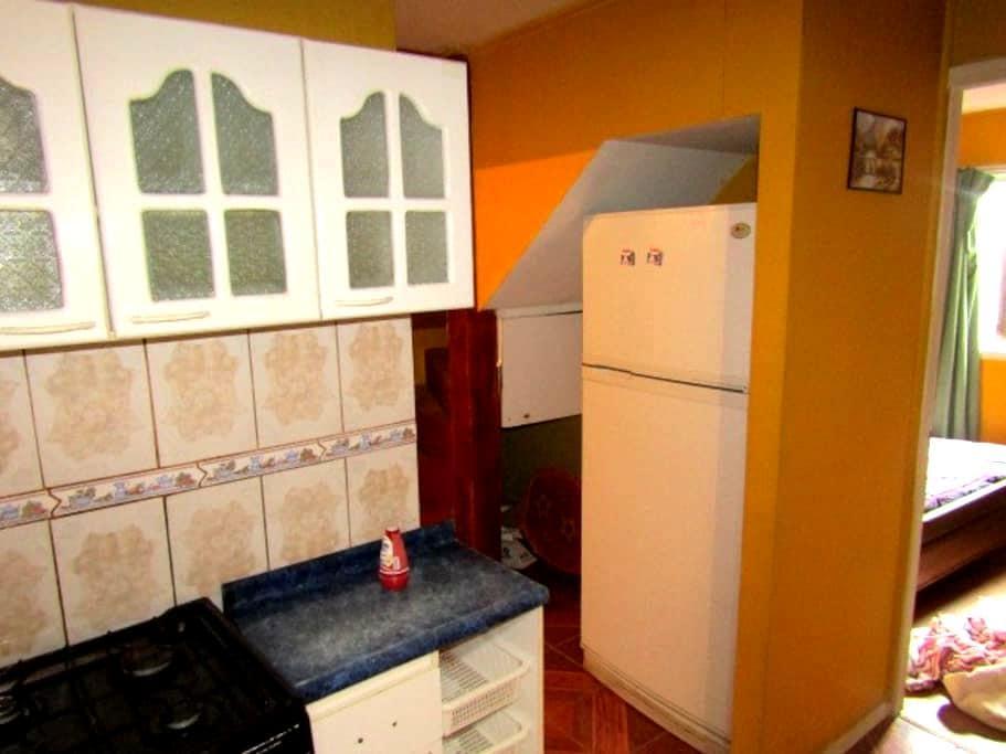 Acogedor departamento interior amoblado centríco - Temuco - Apartment