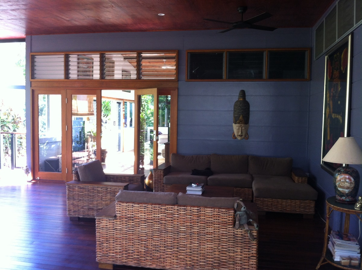 Private retreat on Magnetic Island
