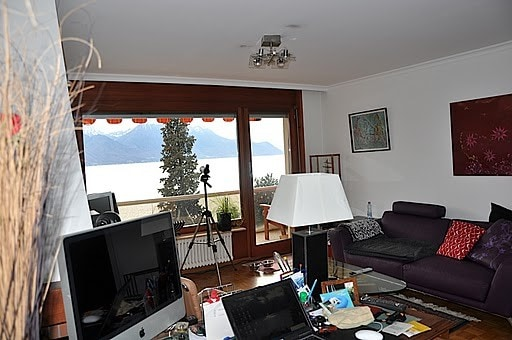 2 room apartment in Montreux