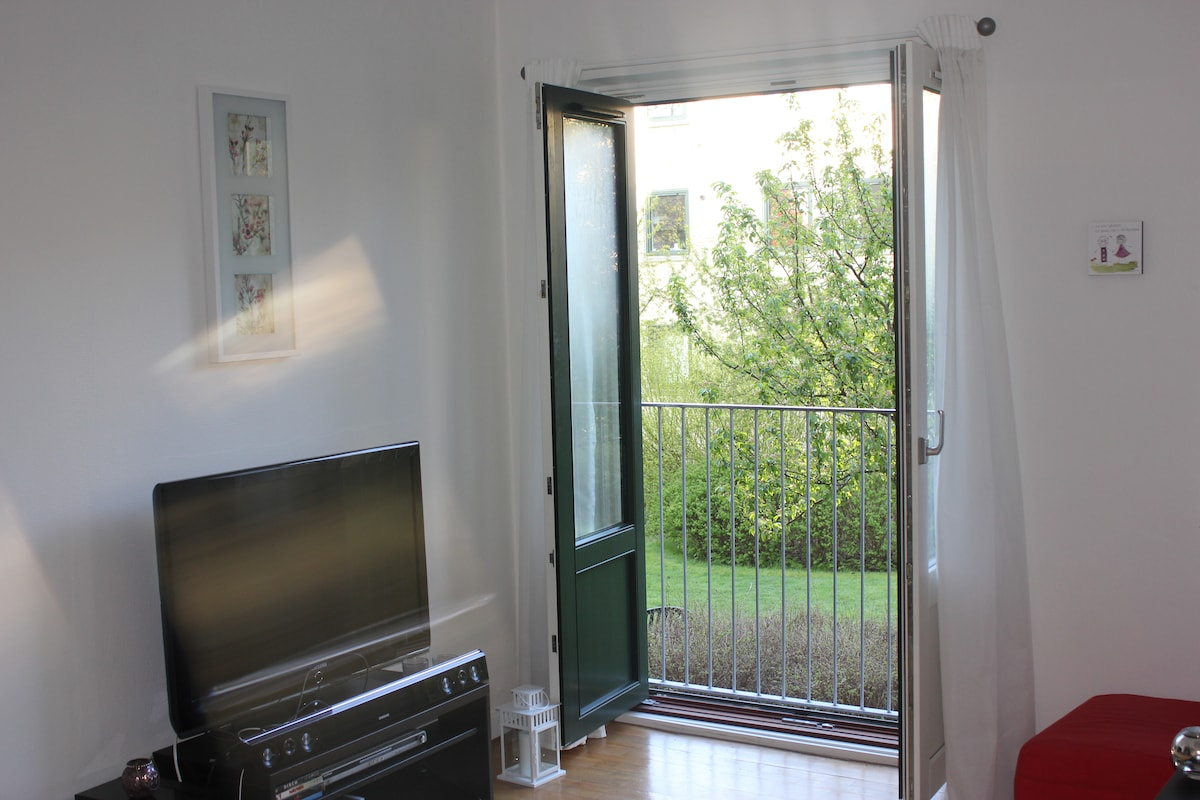 2 room apartment north of CPH