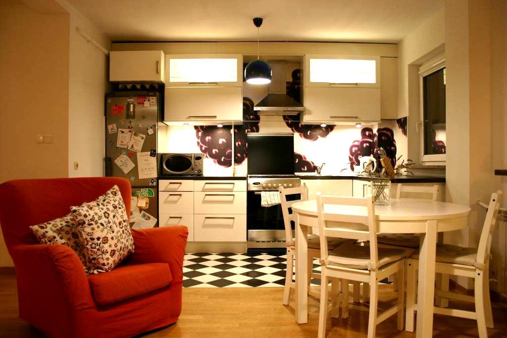 Apartment 6. floor - Warszawa - Apartemen