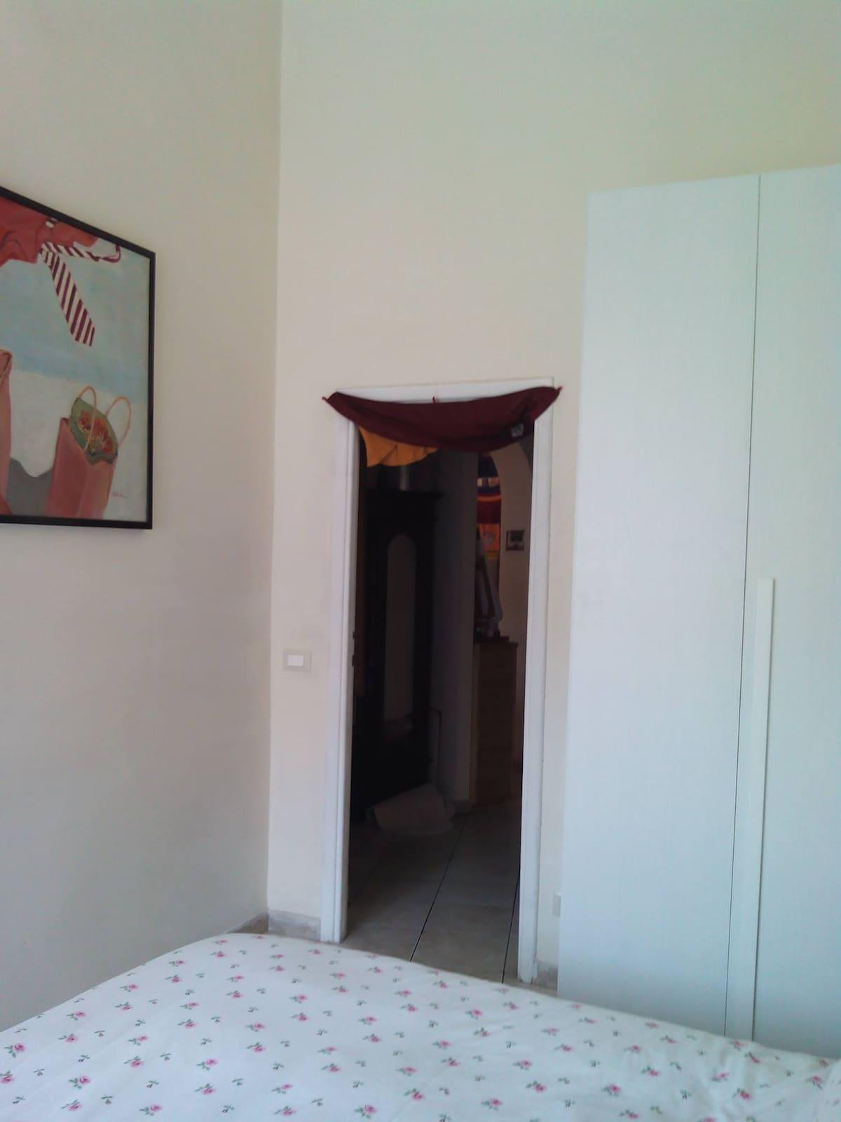 Door out of the room