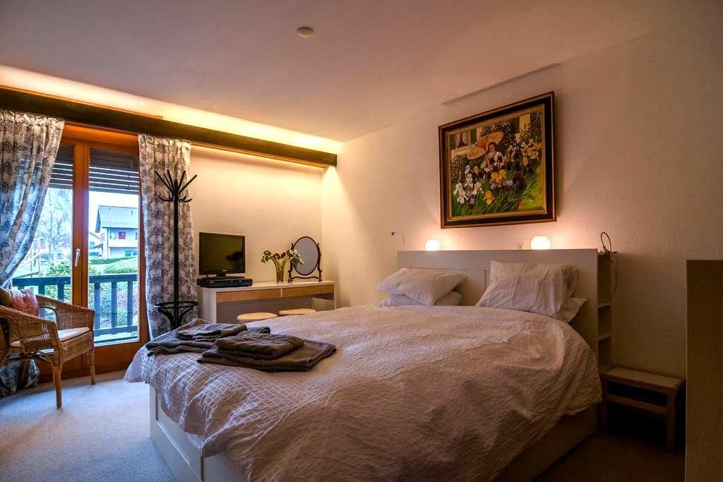 Cosy room - Chavannes-de-Bogis - House