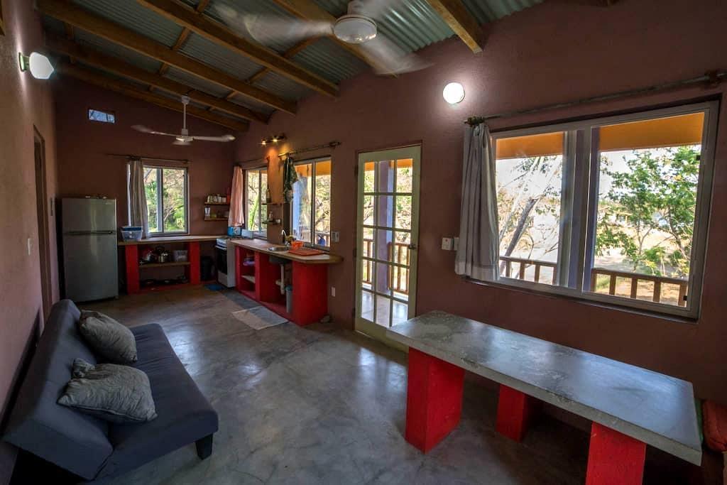2 bedroom beach-house - Playa Venado - House