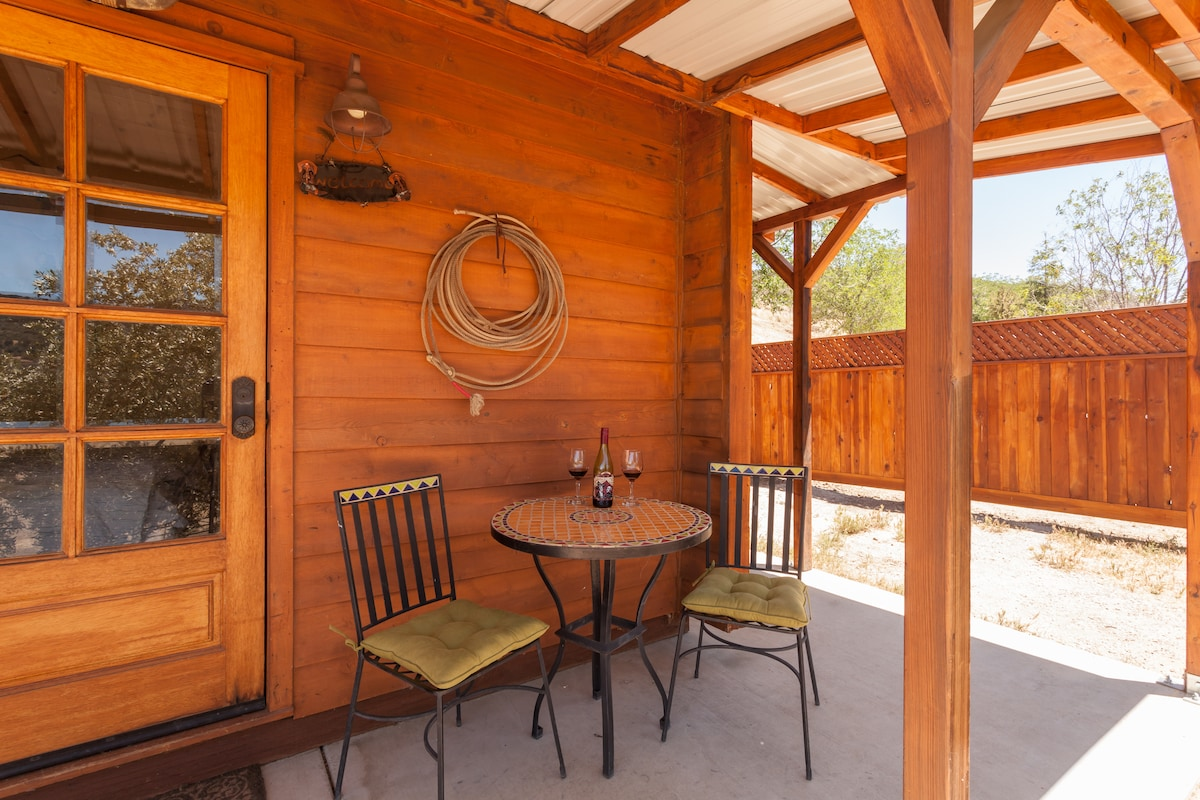 Rustic Bunkhouse at Creston Ranch