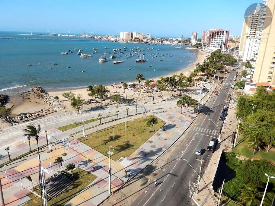 Iracema Residence Av. Beira mar, nº 4050 - AP. 905 - Meireles - Lägenhet