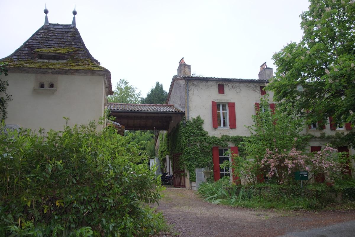 Maison de charme Pineuilh
